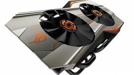 Железный цех - ASUS GeForce GTX 980 Ti MATRIX Platinum