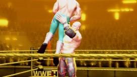 WWE All Stars - Kane Finishing Move Trailer