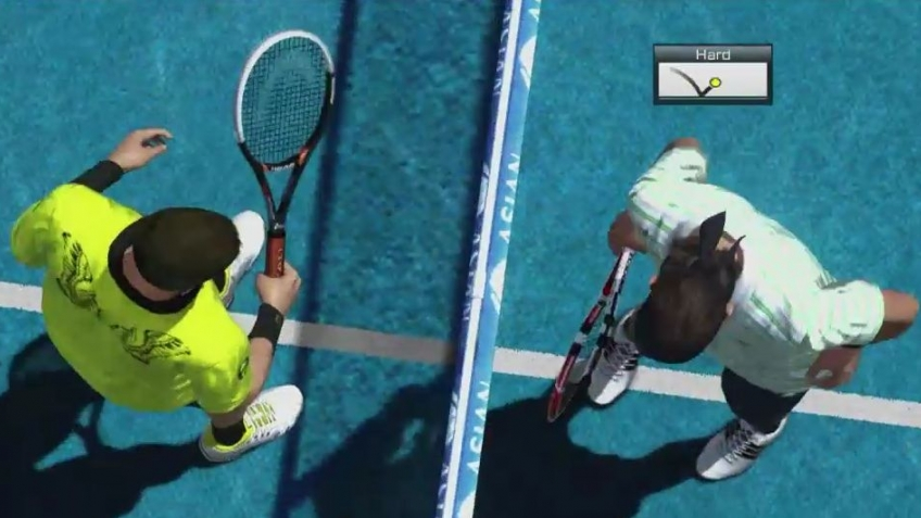 Virtua Tennis 4 - Courts And Players Trailer