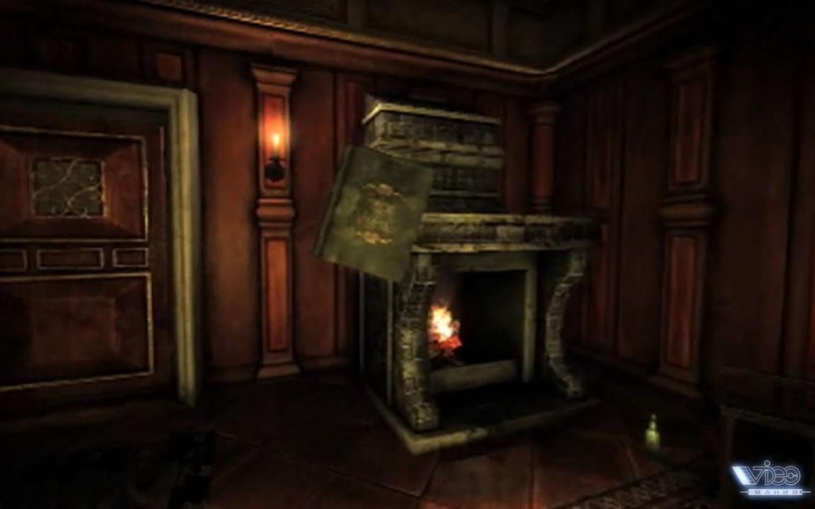 Amnesia: The Dark Descent - Trailer (русская версия)