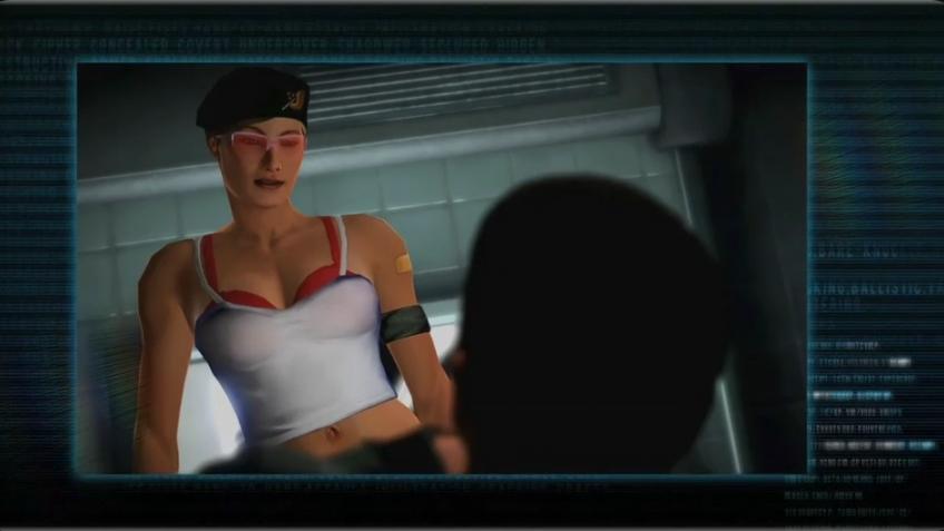 Alpha Protocol - Sie Trailer