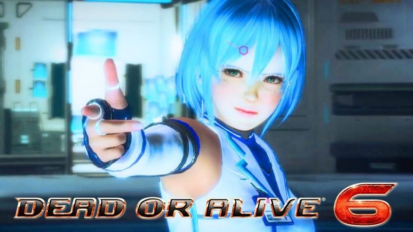 Dead Or Alive6. Трейлер к релизу
