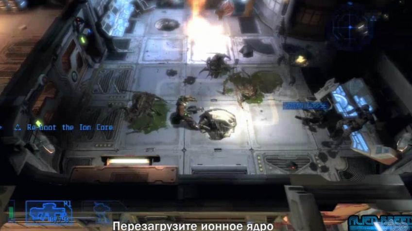 Alien Breed Evolution - Геймплейные кадры