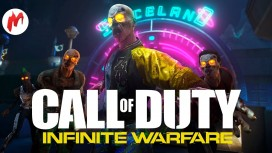 Call of Duty: Infinite Warfare - Парк развлечений. Стрим «Игромании»
