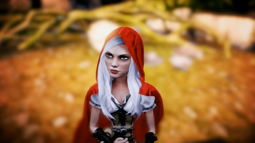 Woolfe: The Redhood Diaries - Steam Early Access Trailer