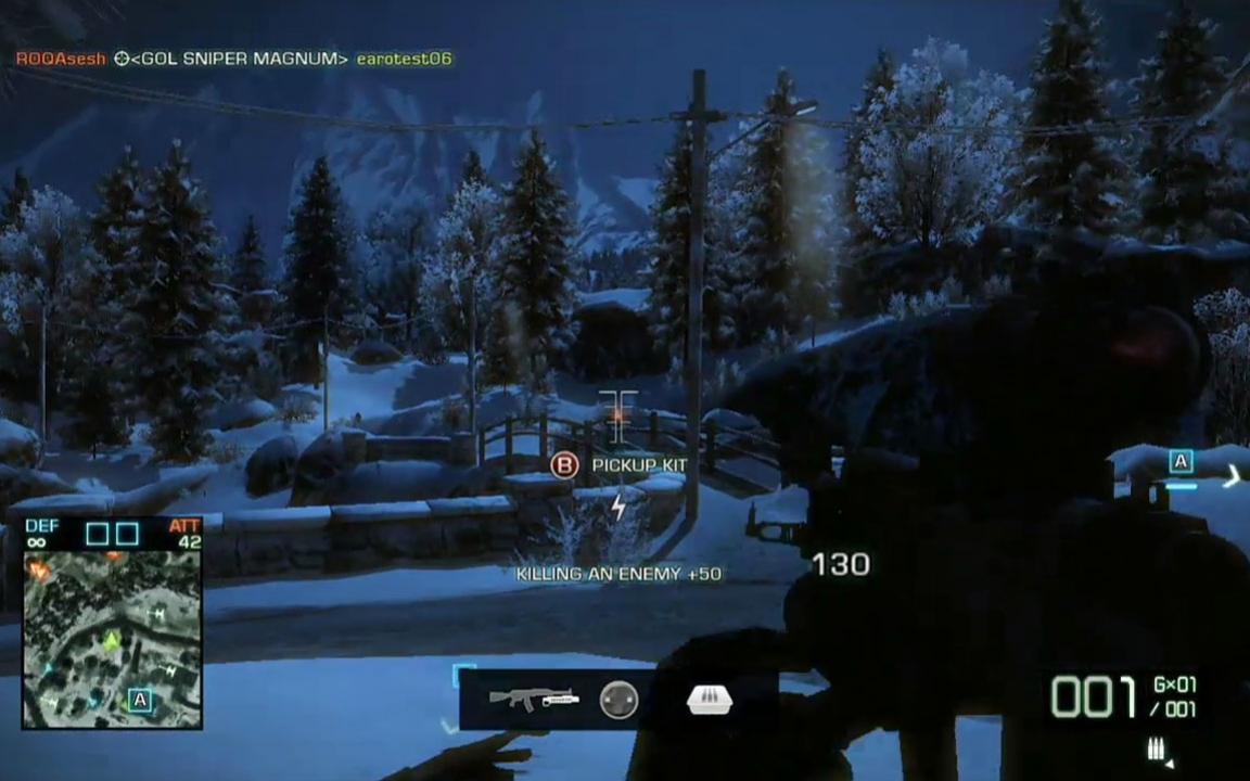 Battlefield: Bad Company2 - DLC Trailer
