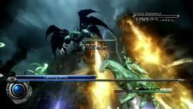 Final Fantasy XIII-2 - Геймплейные кадры