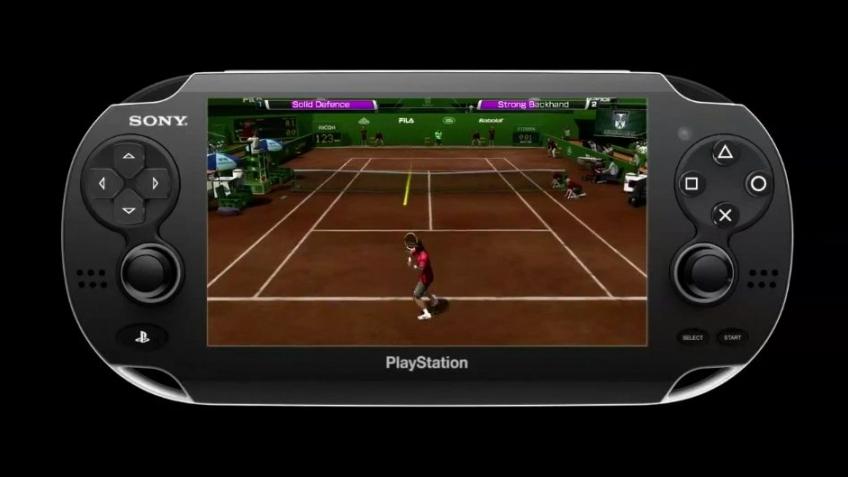 Virtua Tennis4 - PSV Trailer