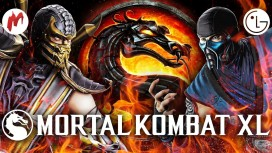 Игромания на диване - Mortal Kombat XL