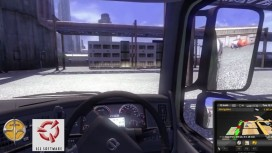 Euro Truck Simulator2 - Different Conditions Trailer