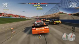 NASCAR 2011: The Game - Auto Club Speedway Trailer