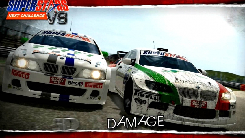 Superstars V8: Next Challenge - Trailer