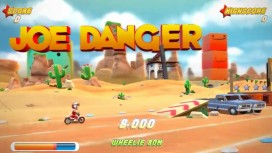 Joe Danger - Gameplay Trailer