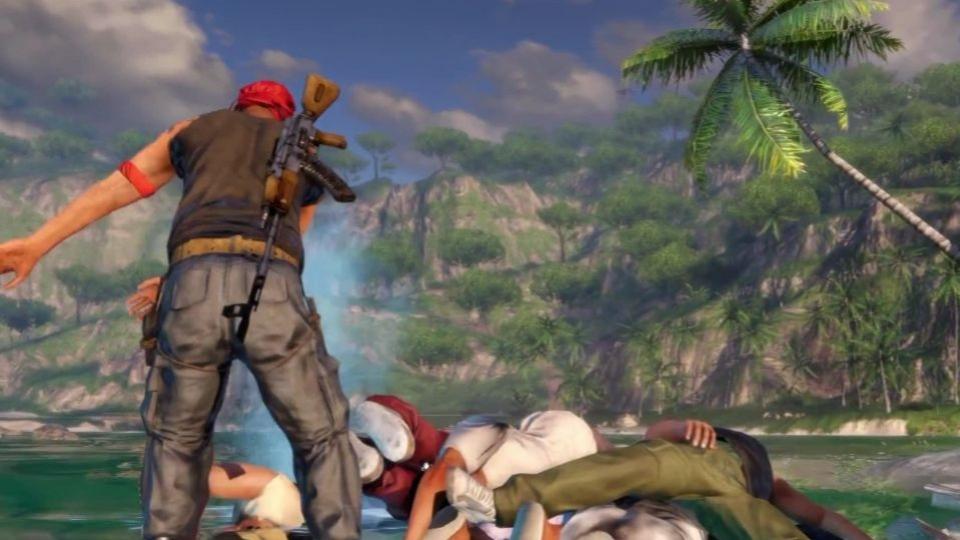 Far Cry3 - Accolades Trailer