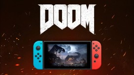 DOOM. Трейлер версии для Nintendo Switch