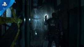Resident Evil2 (2019). Геймплейный трейлер с E3 2018