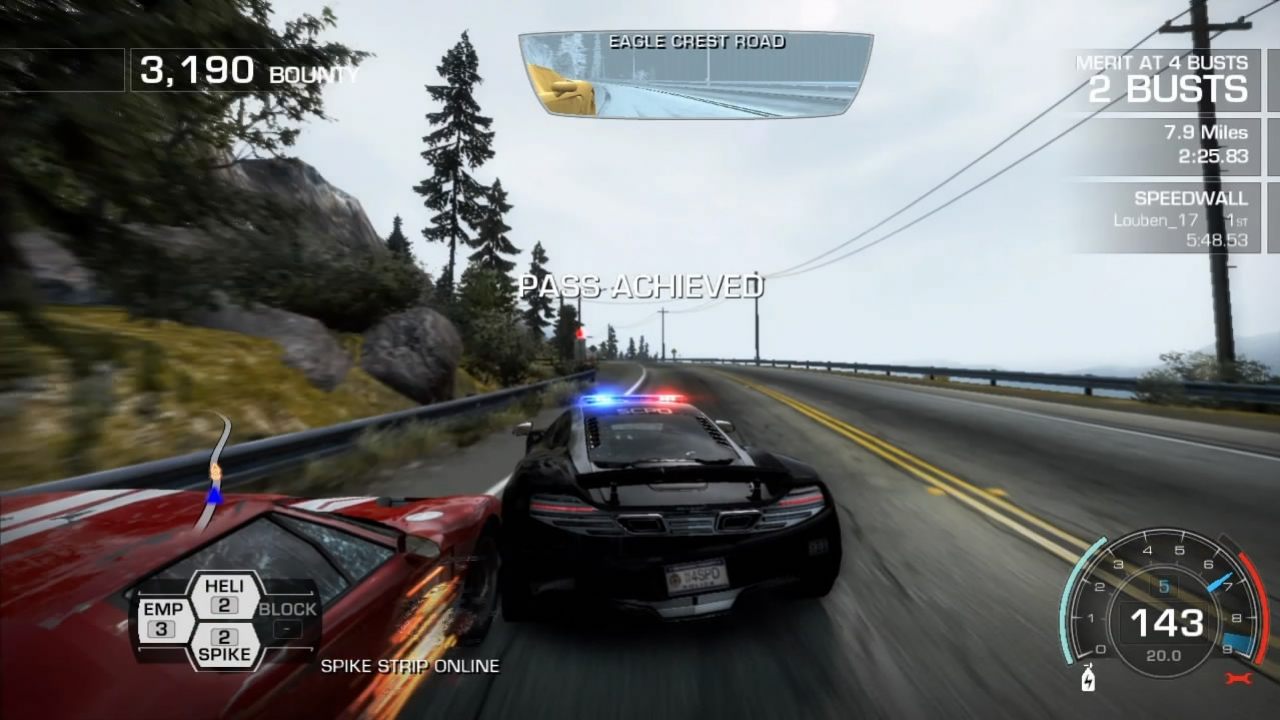 Need for Speed: Hot Pursuit - Arms Race Trailer