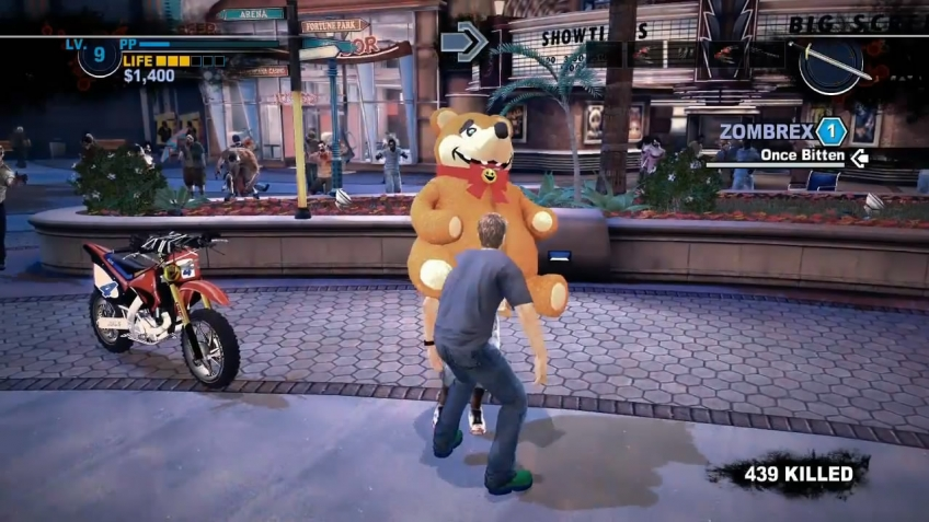 Dead Rising 2 - What Would Chuck Do Trailer
