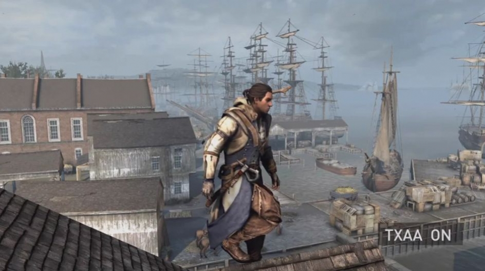 Assassin's Creed3 - PC Technology Video