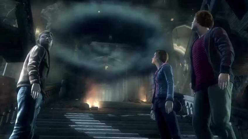 Harry Potter and the Deathly Hallows: Part2 – Launch Trailer