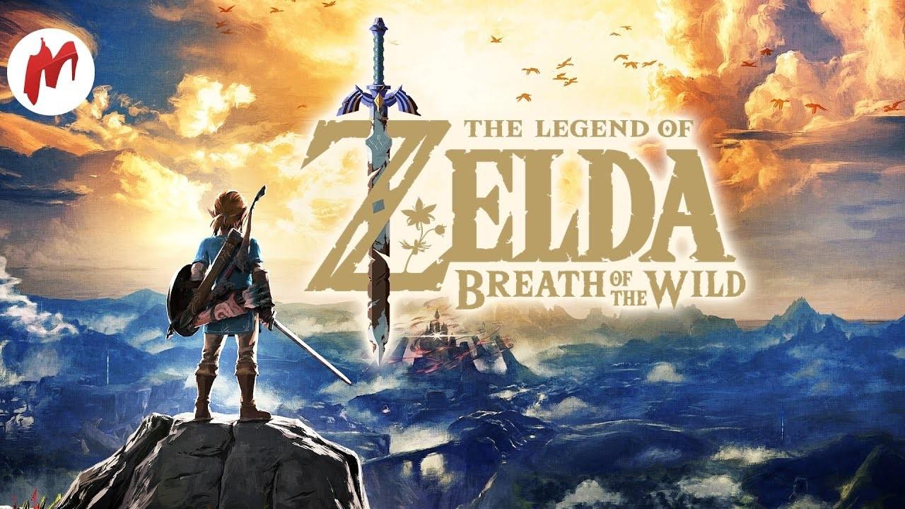 The Legend of Zelda: Breath of the Wild - Новые приключения. Запись стрима «Игромании»