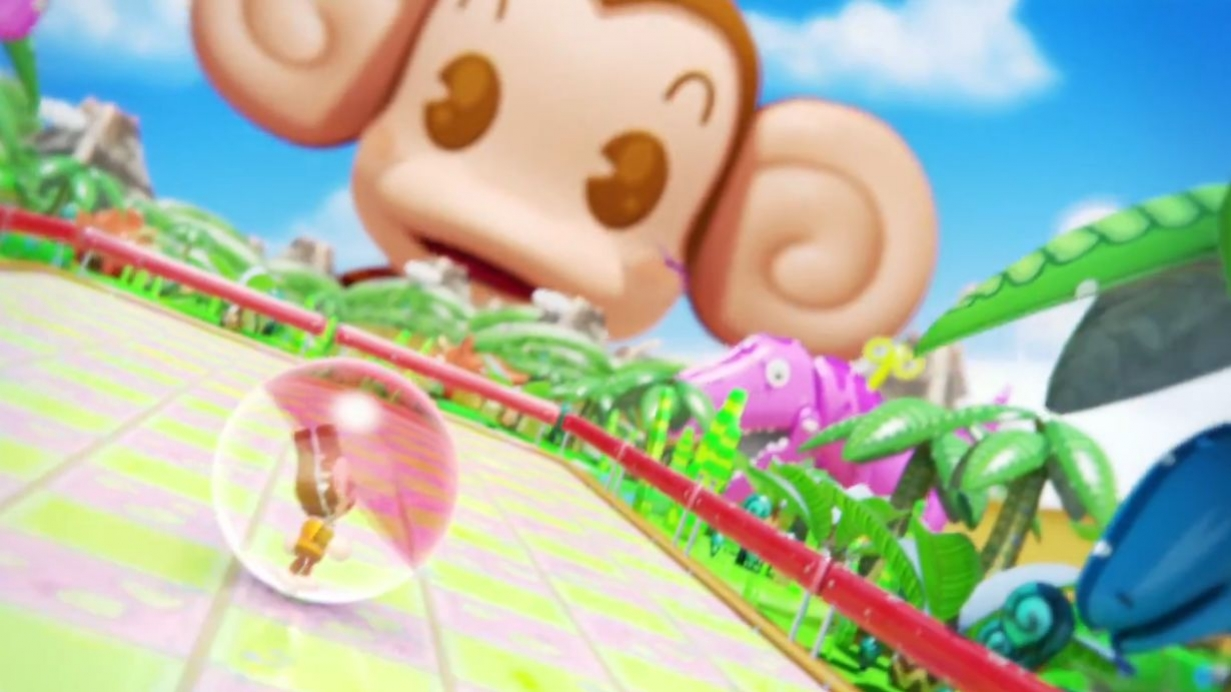 Super Monkey Ball - Vita Trailer