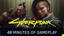 Cyberpunk 2077. Геймплейное видео