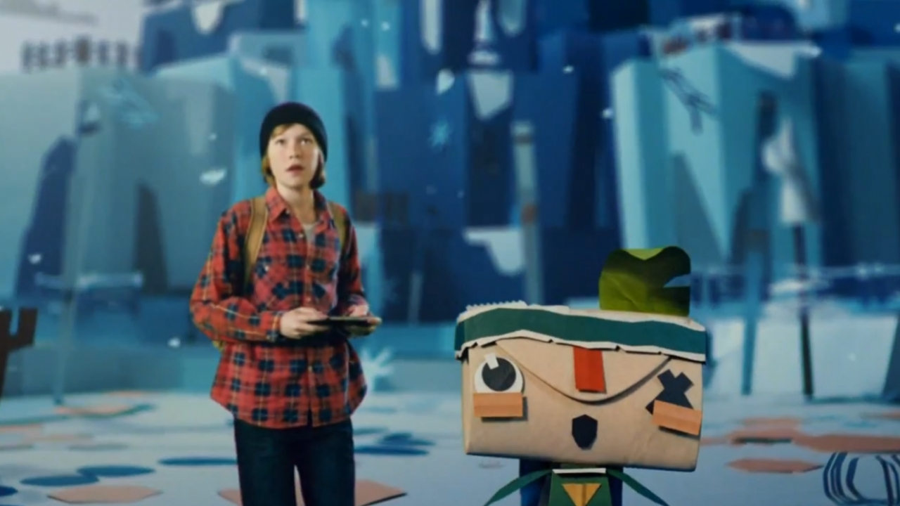 Vita - Christmas Trailer
