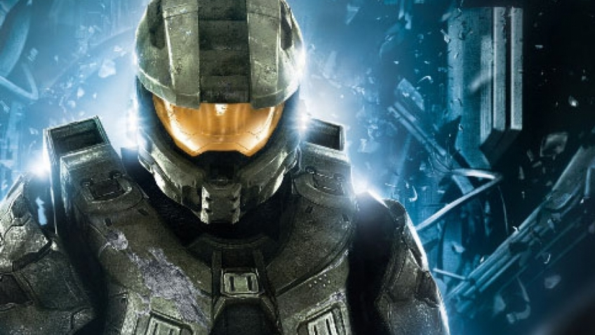 Halo: The Master Chief Collection - Начало игры