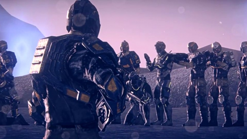 PlanetSide 2 - The Devil Dogs Outfit Trailer
