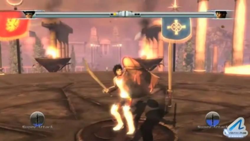 PlayStation Move Games - Геймплейные кадры