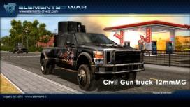 Elements of War - Ford Bandit Trailer