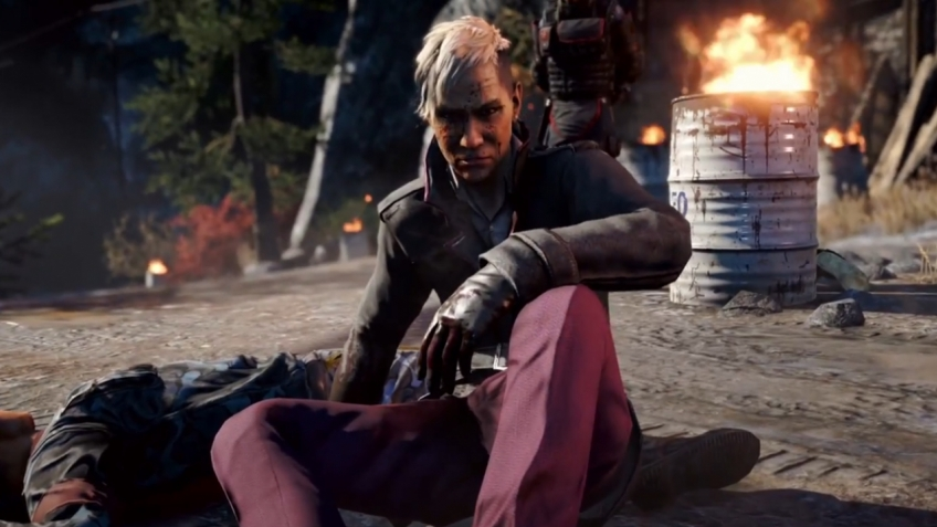 Far Cry 4 - E3 2014 Pagan Min Villain Trailer