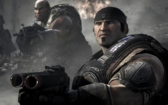 Gears of War3 - Trailer