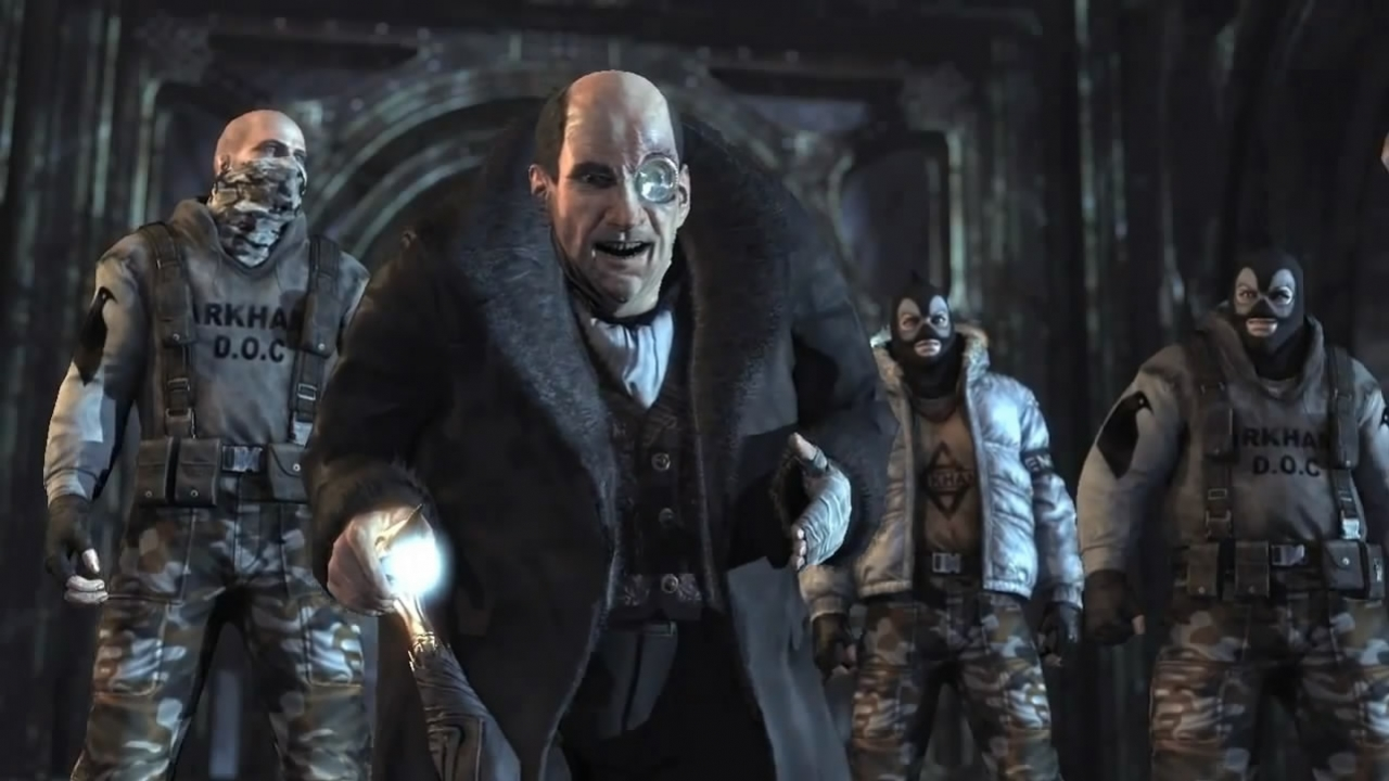 Batman: Arkham City - Comic-Con 2011 Penguin Trailer