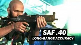 Max Payne3 - SMGs Trailer