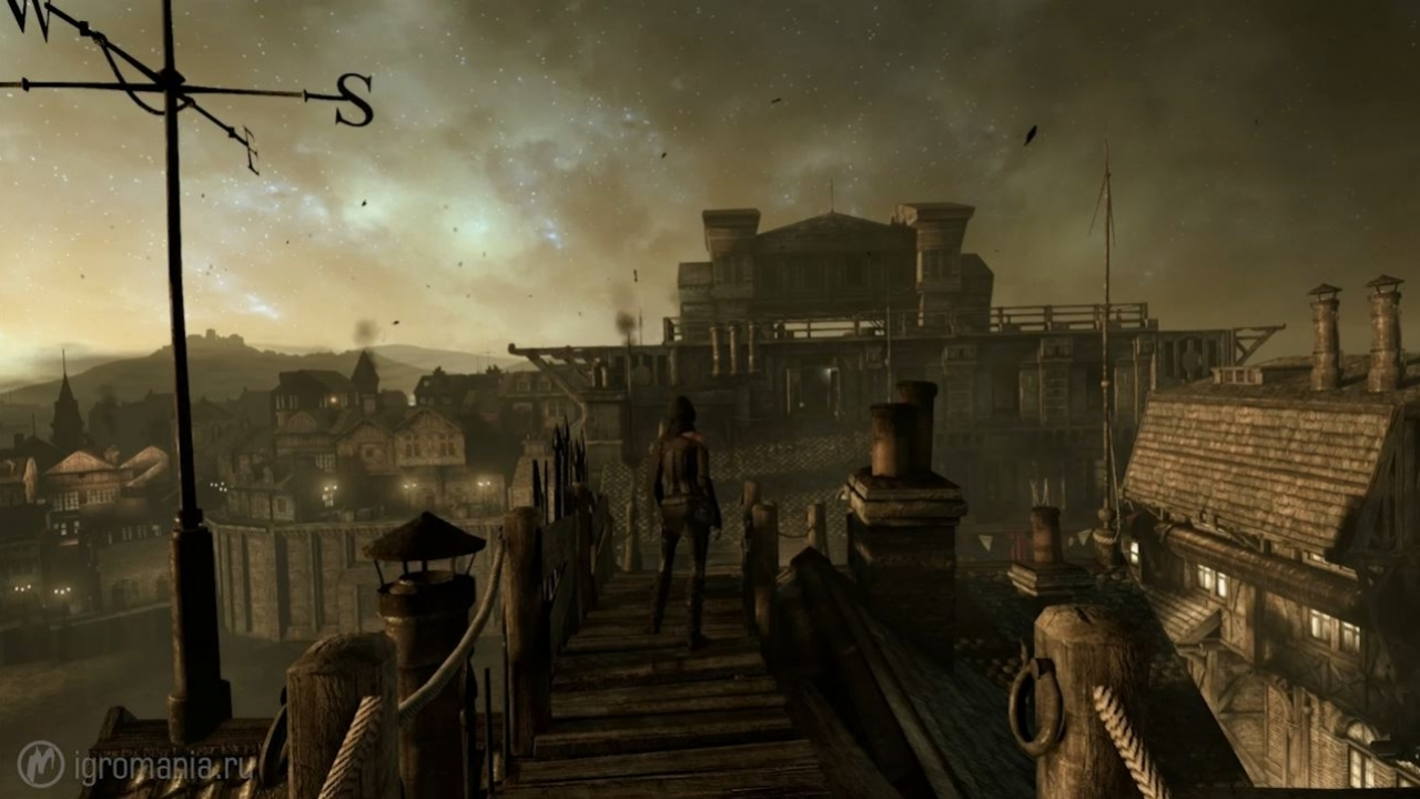 Thief - Начало игры