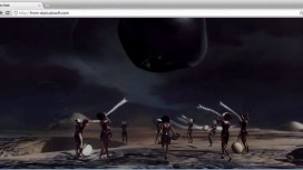 From Dust - Google Chrome Launch Trailer