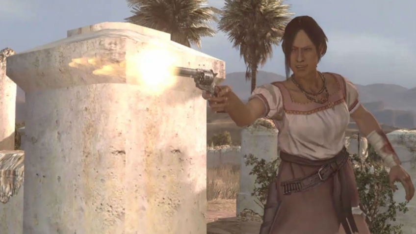 Red Dead Redemption - The Women Trailer