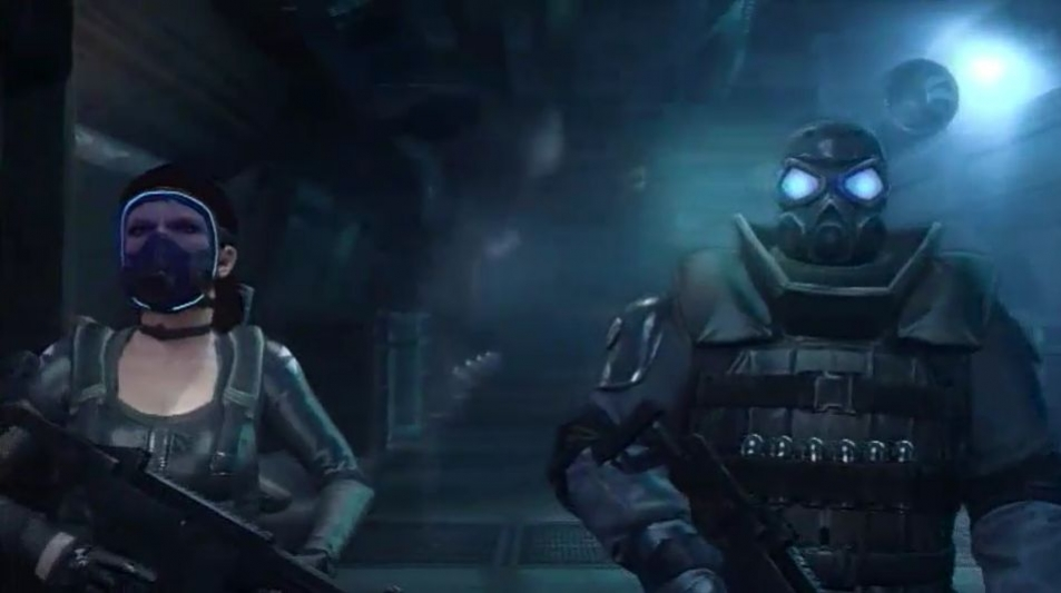 Resident Evil: Operation Raccoon - City Brutality Trailer