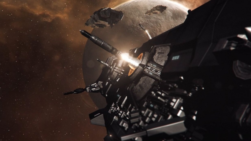 EVE Online: Inferno - Трейлер
