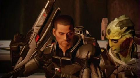 Mass Effect2 - Assassin Trailer