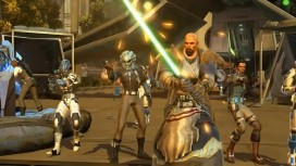 Star Wars: The Old Republic - Jedi Consular Trailer (с русскими субтитрами)