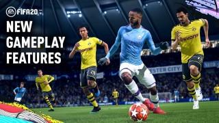 FIFA 20. Геймплейный трейлер