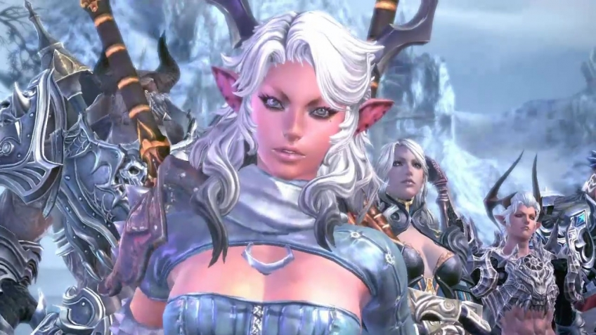 TERA - gamescom 2010 Trailer