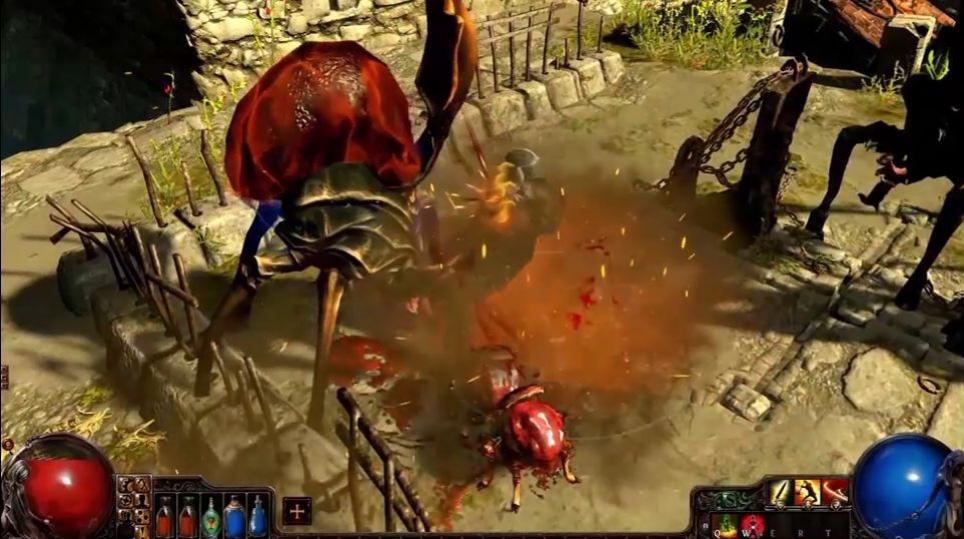 Path of Exile - Open Beta Trailer