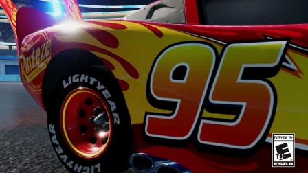 Cars 3: Driven to Win. Трейлер