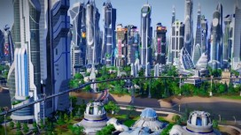 SimCity: Cities of Tomorrow - Трейлер