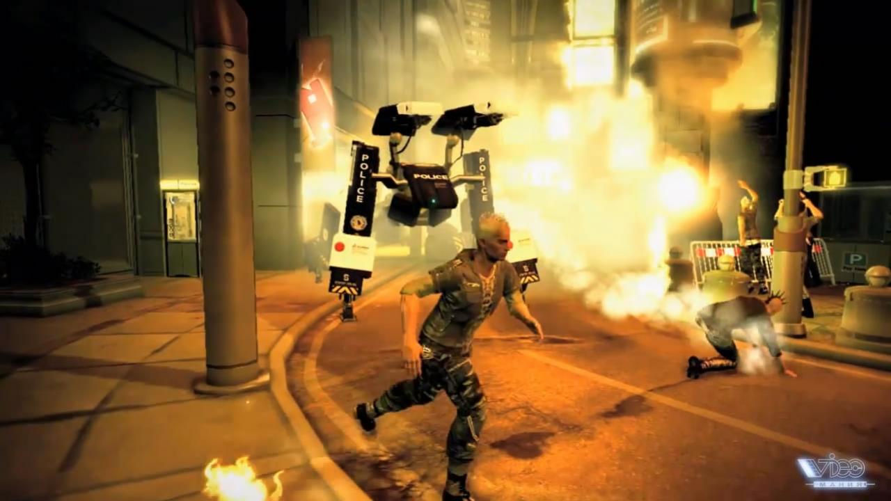 Deus Ex: Human Revolution - Behind 2027 Video Dev Diary (с русскими субтитрами)