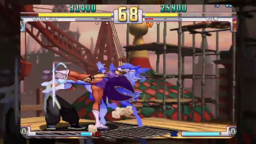 Street Fighter 3: Third Strike Online – Edition Features Trailer